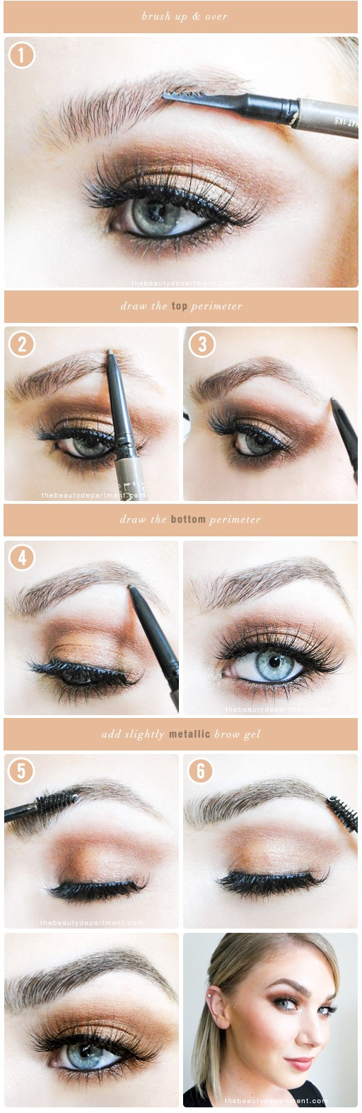 Brow Sophisticate STEPS