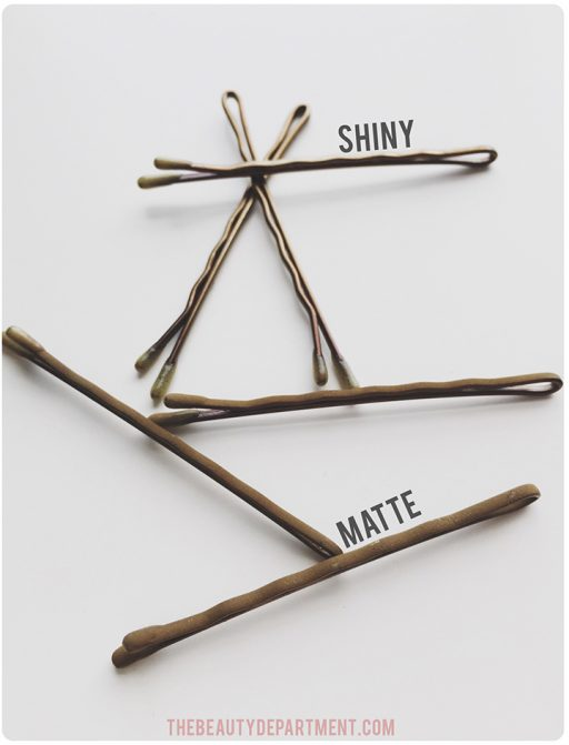 the beauty department hidden bobby pin trick
