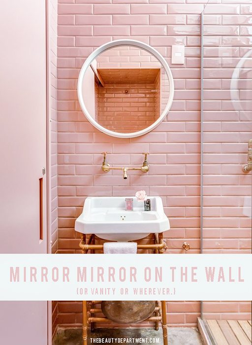 mirrors for vanities and bathrooms 2016
